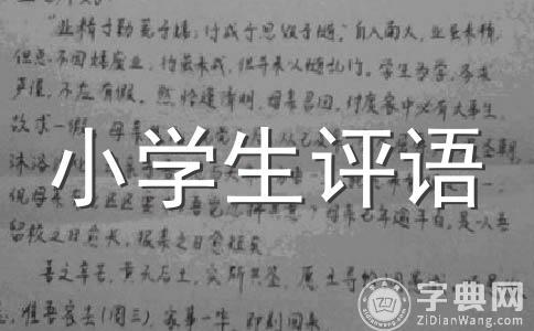 ★学期评语范文(通用14篇)