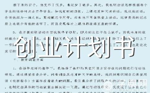 【推荐】计划范文集锦5篇