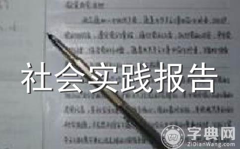 【必备】暑假实践报告范文(精选9篇)